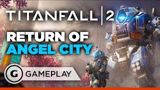 Download Full Match of Bounty Hunt on Angel City - Titanfall 2 Gameplay Video