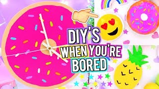 Download EASY DIY'S To Do When You're BORED! Video