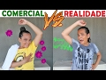 Download COMERCIAL VS REALIDADE! - JULIANA BALTAR Video