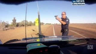 Download Bad Cops: Senior Constable Stephen Flanagan filmed abusing motorists Video