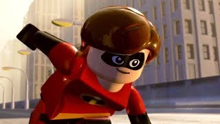Download LEGO The Incredibles 2 Full Movie All Cutscenes Video