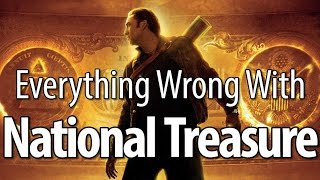 Download Everything Wrong With National Treasure In 13 Minutes Or Less Video