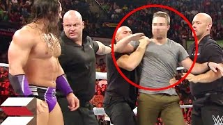 Download 10 Times Wrestlers Got Attacked By Fans Video