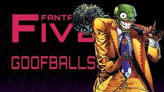 Download 5 Biggest Goofballs in Comics - Fantastic Five Video
