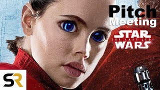 Download STAR WARS: THE LAST JEDI Pitch Meeting: How It All Started Video