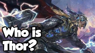 Download Thor: The Mighty God of Thunder - (Norse Mythology Explained) Video