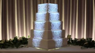 Download Projection Mapped Wedding Cake - Luma Bakery Video