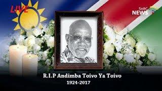 Download Andimba Toivo ya Toivo funeral, Windhoek: 24 June 217 Video