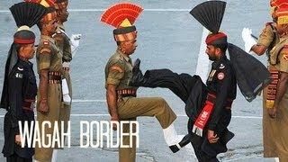 Download WAGAH BORDER CEREMONY واگها वाघा (Pakistan 15) Video