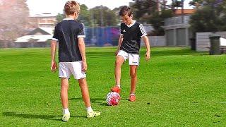 Download TOP 4 - Easy Football Skills for Kids & Beginner - Tutorial Video