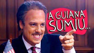 Download A GUIANA SUMIU... Video