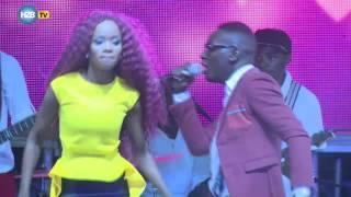 Download Barakha da Prince & Ruby - Nivumilie with Live Band Video