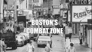 Download The Boston History Project : Boston's Combat Zone Video