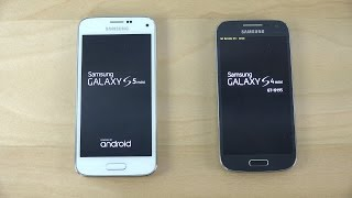 Download Samsung Galaxy S5 Mini Android 5.0.2 vs. Samsung Galaxy S4 Mini Android 5.0.2 - Which Is Faster? Video