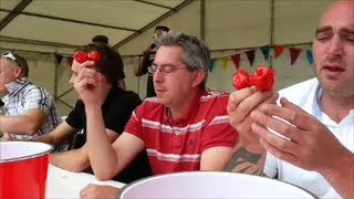 Download The Great Dorset Chilli Eating Contest | Sunday 4 August 2013 Video
