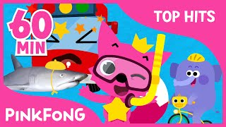 Download The Best Songs of Jul & Aug 2016 | Baby Shark and More | + Compilation | PINKFONG Songs for Children Video