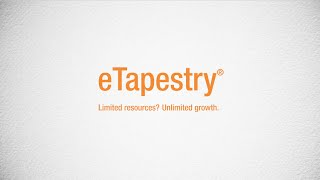 Download eTapestry - Flexible Cloud Fundraising Software for Nonprofits Video