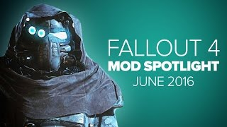 Download Fallout 4 Mod Spotlight - T-49 Power Armor, Vault Girl, Console Mods & More [June 2016] Video