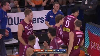 Download Cairns Taipans vs. Brisbane Bullets - Game Highlights Video