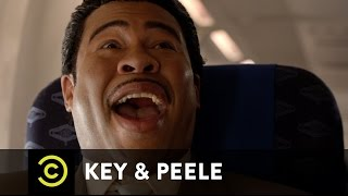 Download Key & Peele - Airplane Continental Video