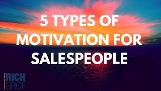 Download 5 Types of Motivation for Salespeople - Leadership Techniques for Sales Managers Video