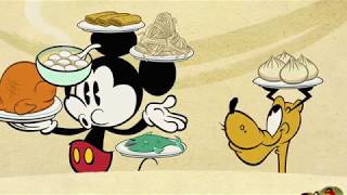Download Year of the Dog | A Mickey Mouse Cartoon | Disney Shorts Video