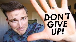 Download What To Do When You Feel Like Giving Up Video