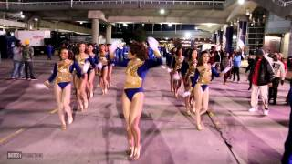 Download Southern University Human Jukebox ″Marching Out″ Bayou Classic BOTB 2013 Video