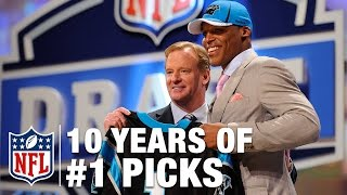 Download Every #1 Overall Pick Since 2007 & How They Fared in the NFL | NFL NOW Video