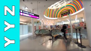 Download Toronto Pearson Airport (YYZ) arrival - video tour (Updated) Video