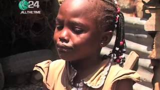 Download 6-year-old Girl Who Impressed President At Drama Festival Living In Poverty Video