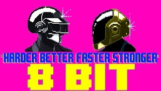 Download Harder Better Faster Stronger [8 Bit Cover Tribute to Daft Punk] - 8 Bit Universe Video
