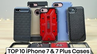 Download Top 10 Best iPhone 7 & 7 Plus Cases! Video