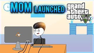 Download What If MOM Made GTA V Video
