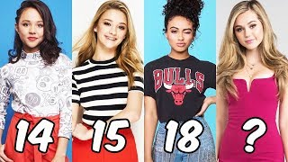 Download Nickelodeon Girls From Youngest To Oldest Video