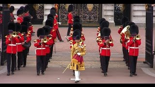 Download Changing The Queen's Guard - Grenadier Guards Band + Corps of Drums - 10 June 2015 Video