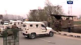 Download Terrorists attack CRPF camp in Bemina, ABP News reaches spot Video