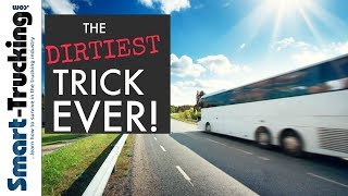 Download THE Dirtiest Trucking Company Trick EVER Video