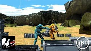 Download Red vs. Blue 360: Supply Drop Video