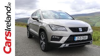 Download Seat Ateca Review | CarsIreland.ie Video