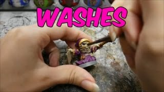 Download How to Paint Miniatures - Washes Video