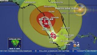 Download Tracking Hurricane Irma 9/10/17 8 PM Video