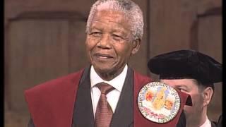 Download Eredoctoraat Nelson Mandela Video