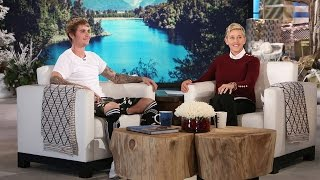 Download Justin Bieber's Exciting Announcement Video