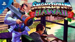 Download Shakedown: Hawaii - Gameplay Overview Trailer   PS4 Video