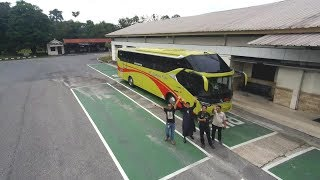 Download UNBOXING THE BUS! KAROSERI LAKSANA SR 2 HD PRIME 'LEGACY' Mercedes Benz OH 1626 Video