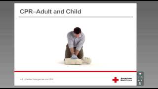 Download CPR - Adult & Child Video