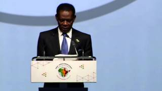 Download Opening Statement by H. E. Mr. Obiang Nguema Mbasogo, President of the Republic of Equatorial Guinea Video