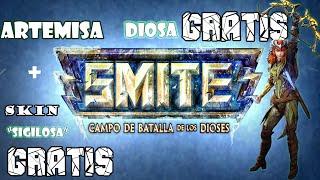 Download |Smite| Diosa ARTEMISA + Skin ″Sigilosa″ GRATIS Video