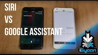 Download Siri vs Google Assistant India Edition - iGyaan 4K Video
